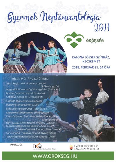 bc33c905e4 gyermek neptancantologia. Résztvevő táncegyüttesek: Alba Regia ...