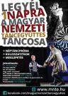 Legyél egy napra a Magyar Nemzeti Táncegyüttes táncosa!