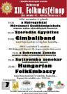 XII. Debreceni Folkmásfélnap
