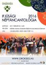 Ifjúsági Néptáncantológia 2016
