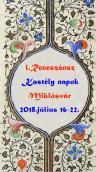 I. Reneszánsz Kastélynapok